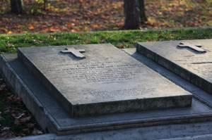 Mormintele principilor Mihai şi George Basarab Brancoveanu