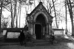 Monument funarar - familia Bibescu